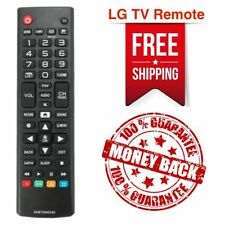 New LG Replacement TV Remote AKB75095330 For LG LCD LED Smart TV