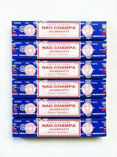 12 x15g box Nag Champa Satya Sai Baba Incense SticksAuthentic Original