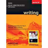 Writing Year 3 NAPLAN Format Practice Tests