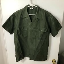 Usmc P56 Utility Shirt Fatigue Marine Corps