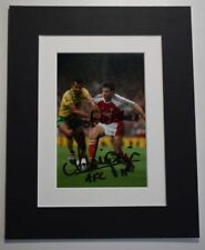 Football L Surname Initial Signed Football Photos