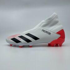 Adidas Football Boots Size UK 13 2 3 4 5 Boys ⚽ GENUINE Predator® 20.3 Laceless