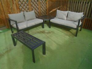 Alexander Rose Portofino Corner Set with NEW Cushions (not the originals)