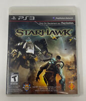 Starhawk (Sony PlayStation 3, PS3, 2012) Complete Tested Working