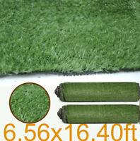 16x6 ft Artificial Grass Floor Mat Synthetic Landscape Lawn Turf Garden Carpet