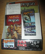 Nemesis Fat Pack Magic the Gathering MTG NEW Sealed English