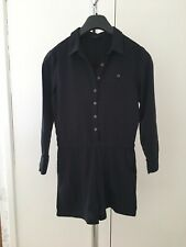 Girls Long Sleeved Playsuit Age 11 Yrs Next