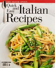 The Silver Spoon Quick and Easy Italian Recipes Spring 2019 FREE SHIPPING CB