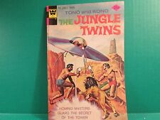 "1975 Whitman ""The Jungle Twins"" #13 Comic Book Western Publishing Co."