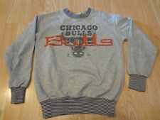 Youth Chicago Bulls M (10/12) Vintage 1992 Crew Sweatshirt