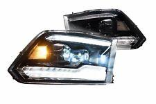 DODGE RAM 09-18 MORIMOTO XB LED HEADLIGHTS BLACK 2009 2018
