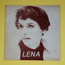 LENA HORNE Lena TS771 British Flag LP Vinyl VG++ Cover VG+