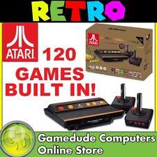 Atari Flashback 8 Gold Retro Console HD (120 Games)  (857847003820)  F07