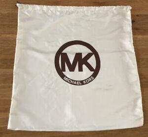 MICHAEL KORS Large Dust Bag 54 x 55 cms UNUSED genuine