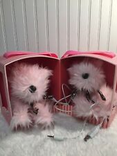 Juicy Couture Pink Dog Speakers