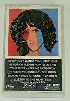 1982 Billy Squire EMOTIONS IN MOTION Music Cassette One Owner