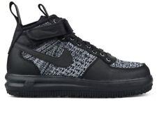 Women's Nike LF1 Flyknit Workboot Shoes 860558-001 Black/ Grey Size 8 NEW $200