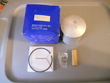 NOS Rocky Piston Kit 1.00 mm 4th O/S Suzuki 1981-1982 RM465 05-6913