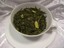 (GP:4,10€/100g ) 50g  Grüner Tee Banane  Banana Tee  Grüntee Green Tea
