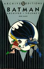 BATMAN DETECTIVE ARCHIVES #3 (1994)  DC Comics HC TPB