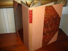 RARE ! ALBUM CARAN D'ACHE FANTAISIES/BRIC à BRAC illustré couleur in-folio