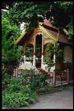 147058 Chiang Mai Wat Chedi Luang A4 Photo Print