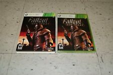 Fallout New Vegas w/ MERCENARY PARK DLC Xbox 360 NEW