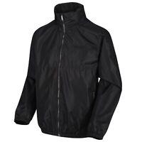 Regatta Ladomir Jacket Mens Gents Water Repellent Coat Top Full Length Sleeve