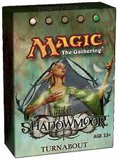 Shadowmoor Theme Deck Turnabout (ENGLISH) SEALED BRAND NEW MAGIC MTG ABUGames