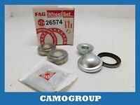 Set Cojinete Rueda Trasera Rear Wheel Bearing FAG FORD Escort MK5 Fiesta 3