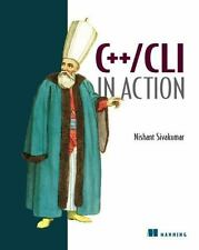 C++/CLI in Action, Sivakumar, Nishant, Good, Ex-library Book