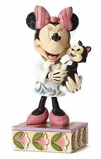 Disney Traditions Tender Love and Care Veterinarian Minnie Mouse Figure 4049631