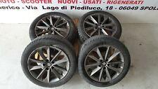 4x CERCHIO IN LEGA PNEUMATICO SEAT IBIZA-LEON-TOLEDO DA 16 POLLICI INT. 5x100