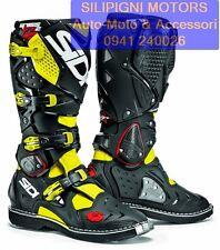 Sidi Crossfire 2 Stivali da Moto Giallo Fluo/nero 44