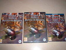 ✈ Combat Wings Battle of Britain ~ Combat Flight Simulator PC Game 12+