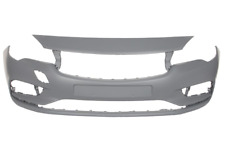 Opel Astra K 2015 - 2019 Front Bumper Cover With Fog Lamp Holes