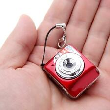 X3 Mini High Denifition Digital Camera Mini DV Support 32GB TF Card Mic TS BG7A