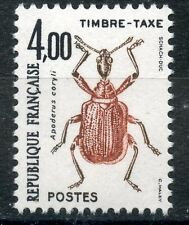 STAMP / TIMBRE DE FRANCE TAXE N° 108 ** INSECTES / COLEOPTERES