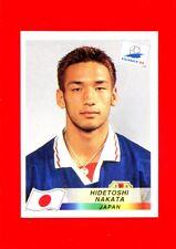 WC FRANCE '98 Panini 1998 - Figurina-Sticker n. 524 - NAKATA - JAPAN -New