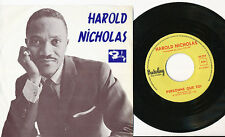 HAROLD NICHOLAS 45 TOURS BELGIQUE HULLY GULLY FIRE HOUS