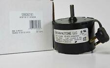 99080181 Broan Nutone Fan Motor For 10 Auto Damper New