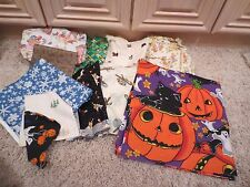 NEW HOLIDAY FABRIC SEWING MATERIAL, LOT