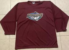 Vintage OT Jacksonville Barracudas Hockey ACHL Goalie Practice Jersey XXXL RARE