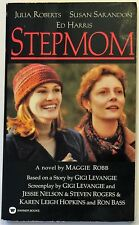 Stepmom Movie Tie-In Novelization Julia Roberts, Susan Sarandon, Ed Harris HTF