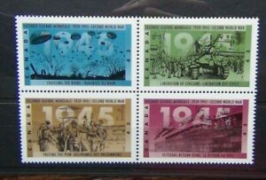 Canada 1995 50th Anniversary of Second World War 7th Issue MNH