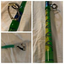 custom Mahi saltwater fishing rod