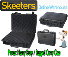 PROTEC RUGGED CARRY CASE 515x415x158mm - BLACK