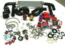 SUPER TWIN TURBO CHARGER KIT FOR CHEVY CAMARO SS LS1 LS5 LS6 SMALL/BIG BLOCK