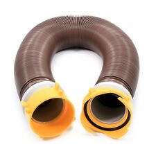 RV Sewer Hose Extension Trailer Motorhome Waste Tank Connection Extender 10ft