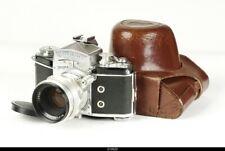 * Camera  Exakta Varex IIa  With Lens Zeiss Biotar 2/58mm Mint-